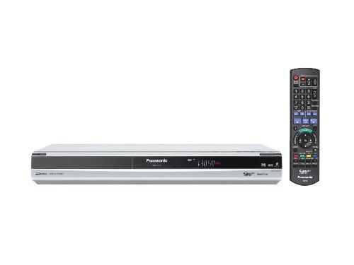 Panasonic DMR-EH635EGS DVD-Rekorder 250 GB (HDMI, Upscaler 1080p, DivX-zertifiziert, USB 2.0) mit integriertem analog Tuner silber
