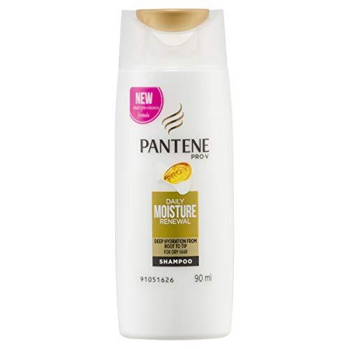 Pantene Pro-V Daily Moisture Renewal Shampoo: Moisturising Shampoo For Dry Hair 90ml
