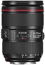 Canon ZOOM LENS EF24-105mm F4L IS II USM - White Box (New) (Bulk Packaging) (Renewed)