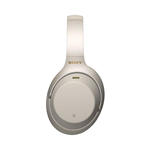 Sony WH1000XM3 Bluetooth Wireless Noise Canceling Headphones Silver WH-1000XM3/S (Renewed) 3