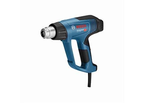 Bosch Professional Heißluftgebläse GHG 20-63 (2000 Watt, Temperaturbereich 50-630°, Display, im Karton)