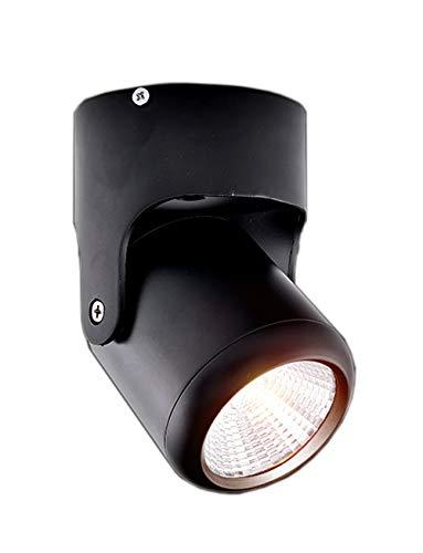 XIHOME Vintage Industrial Loft Rústico 180 ° Aplique de pared ajustable/Lámparas de...