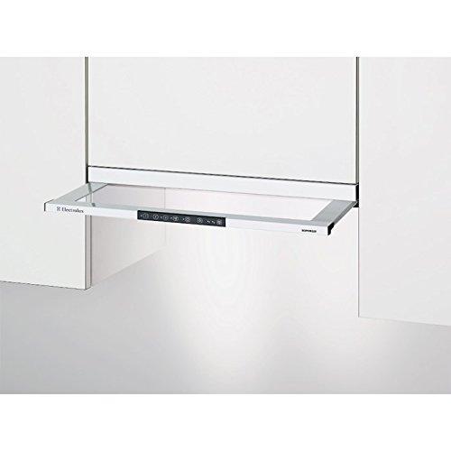 Electrolux: Flachschirmhaube, Abluft, 90cm, Weiss, DASL9030WE