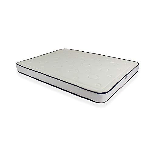 Naturcomfort visco-elastische matras 90x220 cm