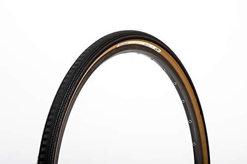 GravelKing SS Plus+ - Neumáticos de grava plegables (700 x 32), color negro y marrón