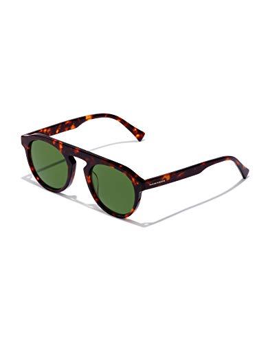 HAWKERS Blast Gafas de sol, GREEN, Talla única Unisex Adulto