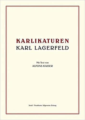 Karl Lagerfeld Karlikaturen