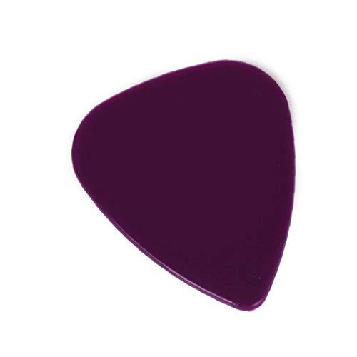 12st Unterschiedliche Größe Plektren Set Unique Designs Tipps für die Akustik-Bass E-Gitarre (0.58/0.71/0.81/0.96/1.2/1,5 mm)