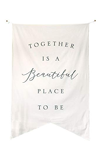 David's Bridal Together is a Beautiful Place to Be Banner Style 35568