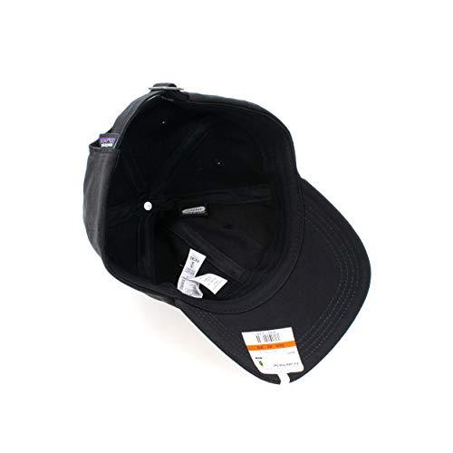[パタゴニア]PatagoniaP-6LabelTradCapP-6ラベルトラッドキャップ38296Black黒帽子[並行輸入品]