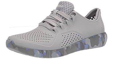 crocs Girl's Literidepacerw Sneakers