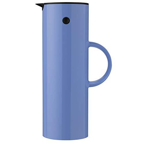 Stelton EM77 Isolierkanne für Heisse Getränke aus Kunststoff in Farbe Lupin