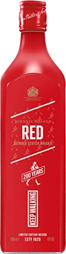 Johnnie Walker Red Label - ICON, 200 Jahre Jubiläumsedition - Blended Scotch Whisky (1 x 0.7 l)
