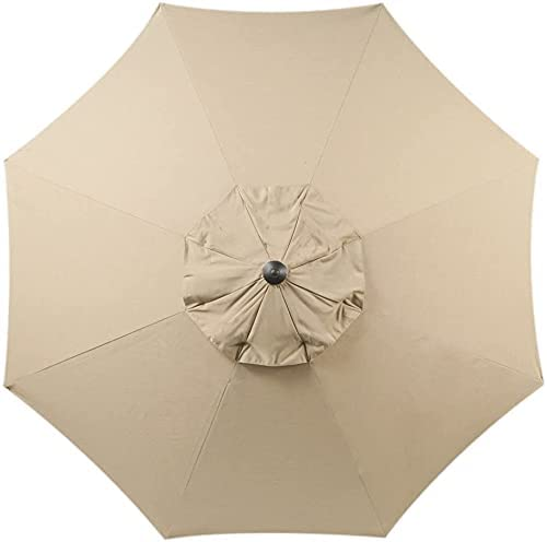 11ft Patio Umbrella Replacement Market Outdo Canopy New popularity Top Dealing full price reduction