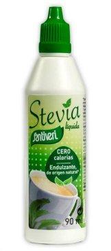 Santiveri Stevia Liquida 90 cc. - 400 g