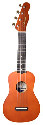 Fender Venice Soprano Ukulele - Spruce
