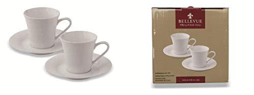 Bellevue Kaffeetassen Set 4 TLG. Villeroy & Boch Group