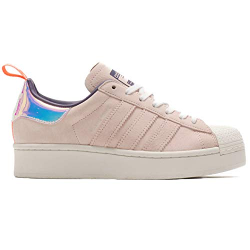 adidas Womens Originals Superstar Bold Girls are Awesome Casual Shoes Womens Fw8084 Size 7.5