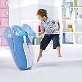 ML hinchables tentepie muñecos y Animales Hinchable tentetioso . muñeco Dinosaurio Hinchable para niños(Azul-Foca)