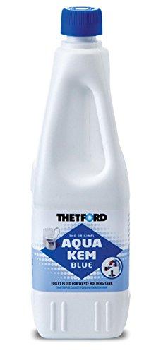 Aqua Kem BLU - Líquido sanitario para inodoro, químico, desagüe, caravana, náutica, camping