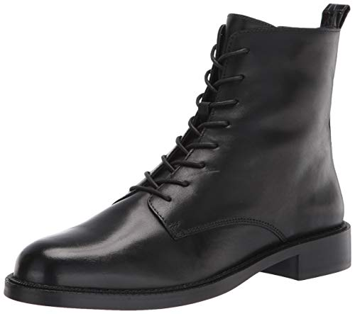 Sam Edelman Women's Nina Combat Boot Black 10.5 Medium