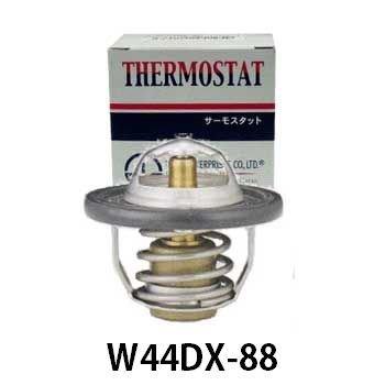 多摩 サーモスタット スズキ SUZUKI エブリイ 型式 DA64V DA64W エンジン K6A 年式 05.08~ 用 W44DX-88 多...