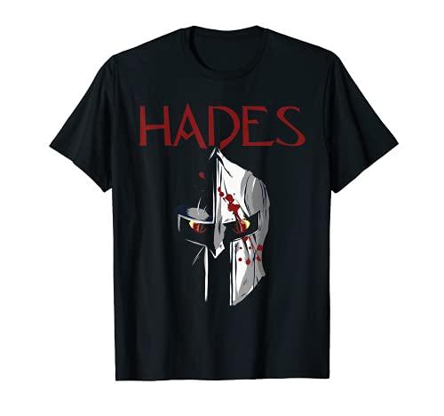 Disfraz de Dios griego del submundo para Halloween Camiseta