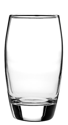 Anchor Hocking Reality Drinking Glasses 16 Ounce Set of 4 Clear
