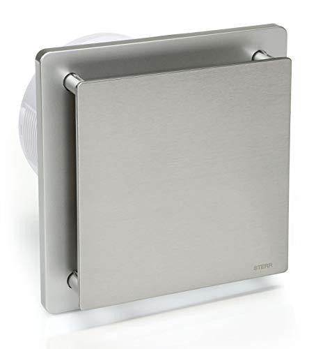 STERR - Silver badrumsfläkt 150 mm/6 tum – BFS150-S