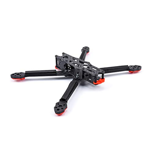 YoungRC 7inch 295mm Carbon Fiber Quadcopter Frame 5.5mm Arm Kit for FPV Freestyle RC Racing Drone