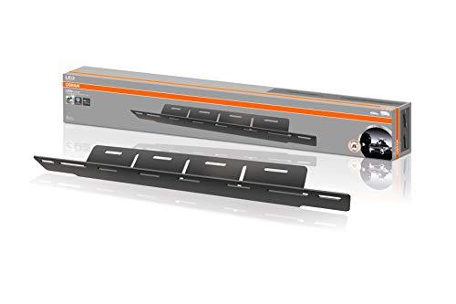 Osram LICENSE PLATE BRACKET AX, Kennzeichenhalter, Fahrlichthalter kompatibel mit allen OSRAM Osram Driving Lights, LEDDL ACC 103