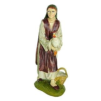 Bertoni – Figura Decorativa de gallina