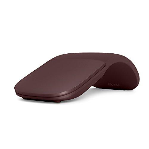Microsoft Surface Arc Maus Bordeaux Rot