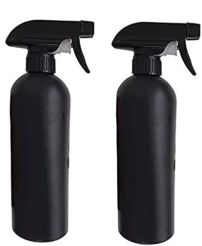 PEPAXON Kunststoff-Sprühflasche, 500 ml, leer, Sprühnebel für Haare/Reinigungslösungen/ätherische Öle/Pflanzen