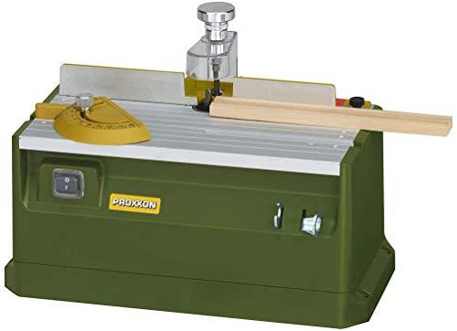 Proxxon 2227050 2227050-Microfresa de Mesa para perfiles MP 400, Metal