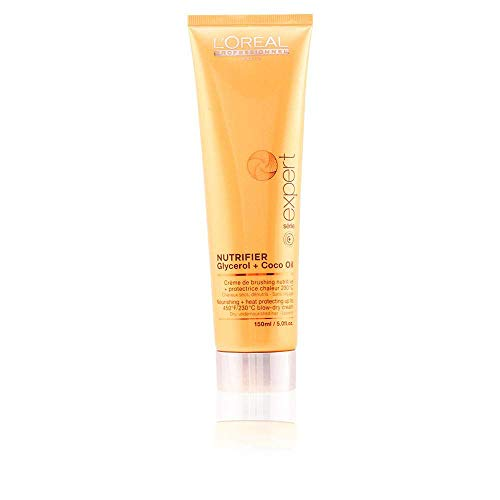 L'Oreal Professionnel Nutrifier Nutrifier Nourishing + Heat Protecting Blow-Dry Cream, 150 ml