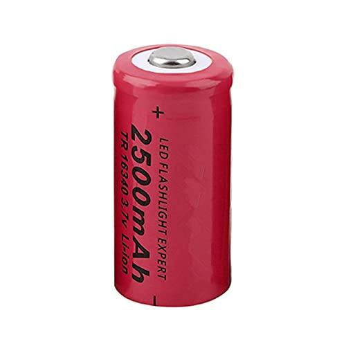 RitzyRose BateríAs De Iones De Litio De Descarga Estable De 3.7v 4200mah 18650, Celda De Reemplazo para Timbre 4pieces