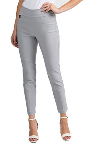 Joseph Ribkoff Grey Frost Pants Style 201483 - Spring 2020 Collection (14)