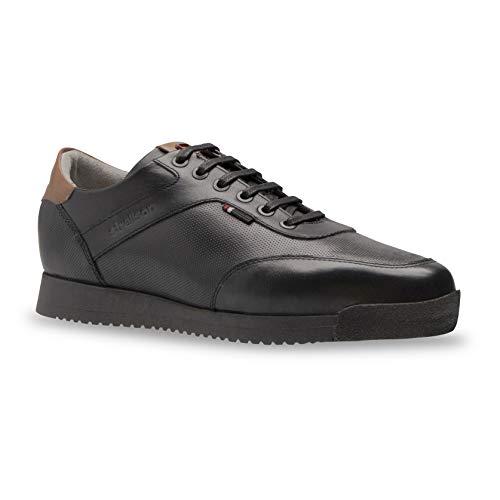 Strellson Herren Claude Sneaker LFU 2 Klassische Stiefel, Schwarz (Black 900), 47 EU