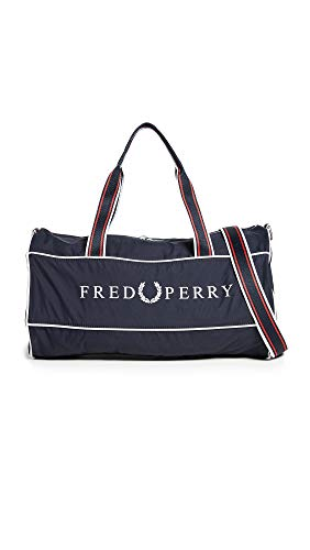 Fred Perry herren Barrel Sporttasche navy