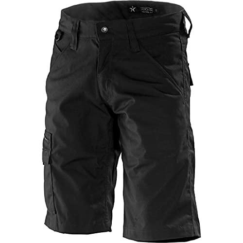 Texstar FS08 Duty - Pantalones cortos para hombre (talla 34), color negro