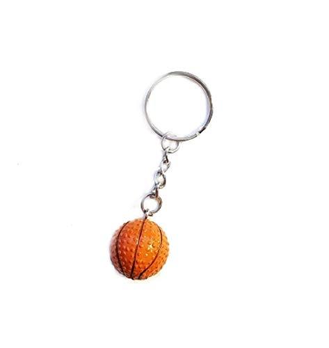 Basketball Schlüsselanhänger Ball | Geschenk | Männer | Basketballspieler | NBA | Sport | Fitness