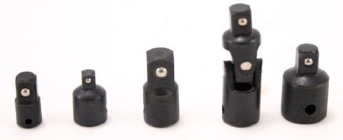New 5 pc Impact Reducer & Adapter: Air Compressor Tools