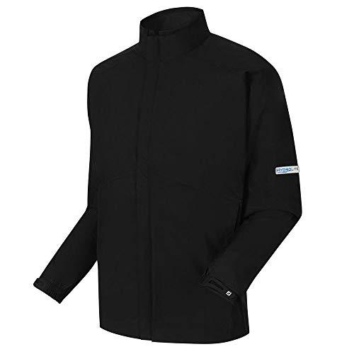 FootJoy Hydrolite RAIN Golf Jacket Black Medium