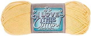 I love this Cotton! 256 Banana