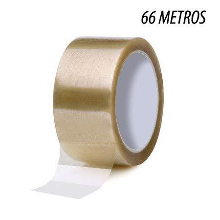 Cintas embalaje PPA Transparente, ancho 48 mm, longitud 66 metros | Sumicel® (12)