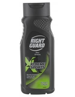 Right Guard Duschgel Xtreme Sports 3 x 250 ml