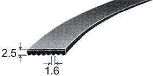 XDV38-330-Megadyne XDV Kevlar Lawn Belt 3//8 Wide x 33 Long