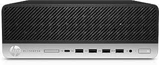 HP EliteDesk 705 G4 Small Form Factor PC - AMD 7th Gen A10-9700 - Quad Core - 3.5GHz - 8GB DDR4 SDRAM - 128 GB SSD - AMD Radeon R7シリーズ - Windows 10 Pro - New