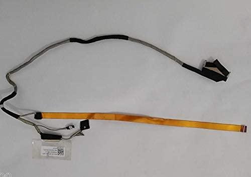 ZTSHBK Cable de Video de Pantalla LCD de 30 Pines para Lenovo Yoga 710 710-14 710-15 710-14IKB 710-14ISK PN: DC02002D200 - (Longitud del Cable: Otro) (Color : Other)